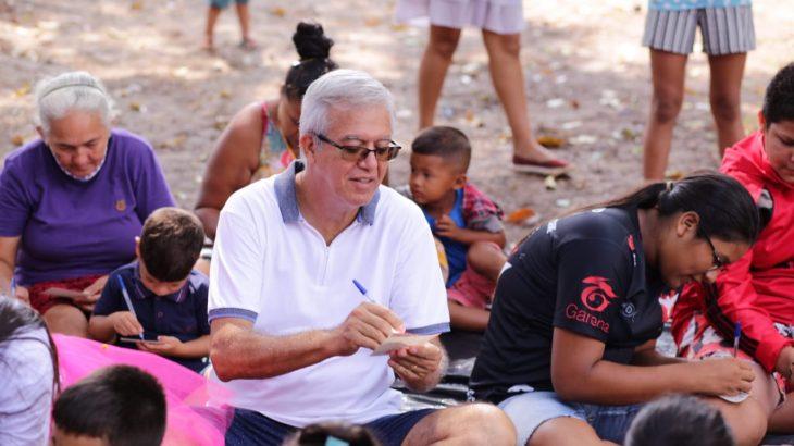 Romero Reis pretende ofertar 10 mil vagas através de oferta de bolsas de estudos em creches particulares. (Divulgação)