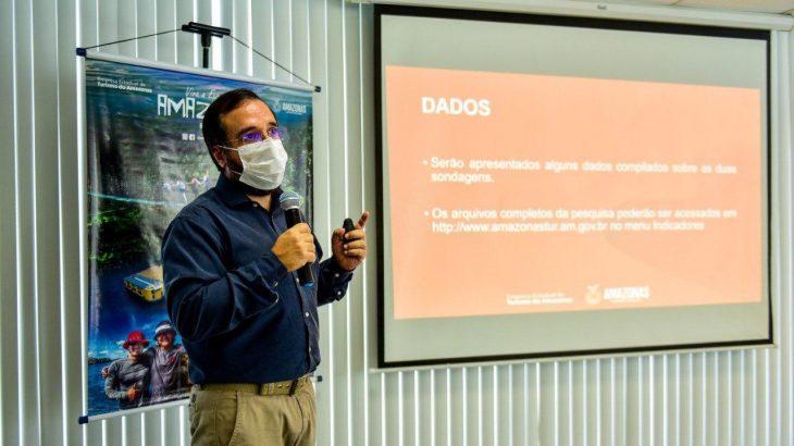 O ecoturismo, o turismo cultural e de negócios são os segmentos mais vendidos pelos empresários (Fotos: Janailton Falcão/Amazonastur)
