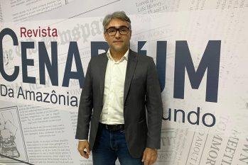 Candidato Bruno Gomes propõe resolver em defintivo o problema da mobilidade urbana em Manaus (Carolina Givoni/Revista Cenarium)