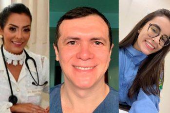 No dia dedicado aos profissionais da medicina, médicos médicas falam sobre a saúde pública que o Brasil poderia ter (Reprodução/ Arquivo Pessoal)