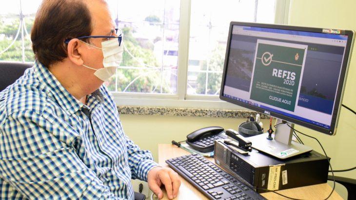 O Refis Municipal é válido para débitos relativos ao IPTU, ISS, Autos de Infração e taxas tributárias municipais. Foto: Valdo Leão/Semcom