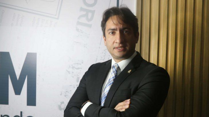 'Sou a favor de pelo menos dois mandatos com reeleição no Legislativo municipal', diz  vereador Diego Afonso