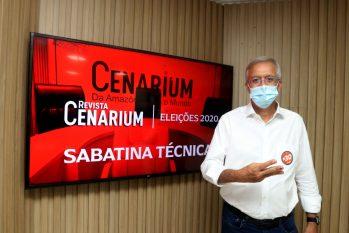 Romero Reis é o quinto candidato à Prefeitura de Manaus a participar da