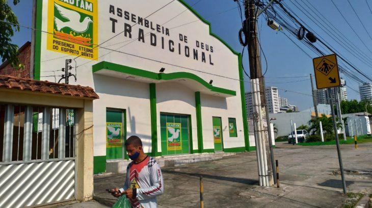 A congregação evangélica é considerada uma das maiores do país e do Amazonas, com mais de 320 igrejas somente em Manaus (Divulgação)