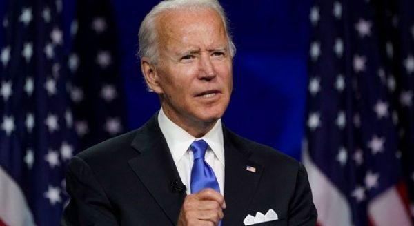 O candidato democrata à presidência dos EUA e líder nas pesquisas, voltou a citar a importância da para conter mudanças climáticas (REUTERS/Kevin Lamarque)