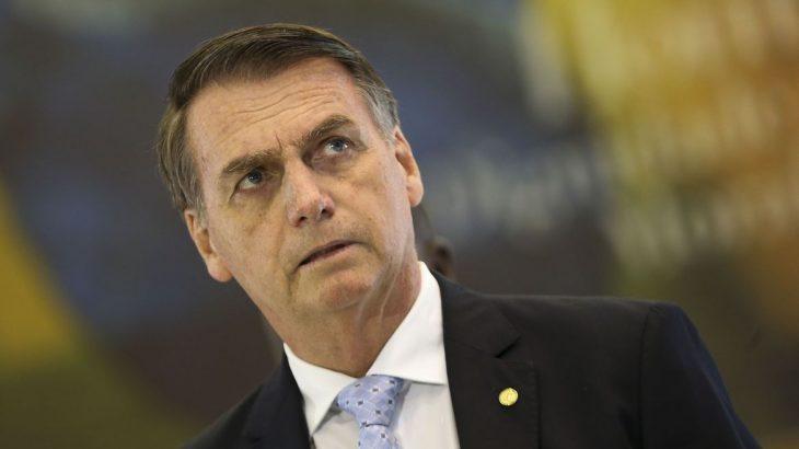 A expectativa é que o presidente confirme, oficialmente, seu apoio ao coronel Menezes, candidato à Prefeitura de Manaus (Marcelo Camargo/ Agência Brasil)