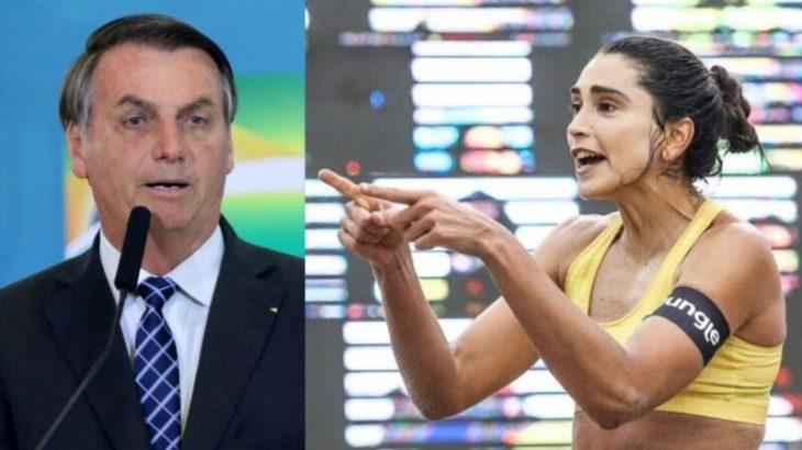 Justiça Desportiva adverte Carol Solberg por gritar 'fora Bolsonaro' em  jogo - Revista Cenarium