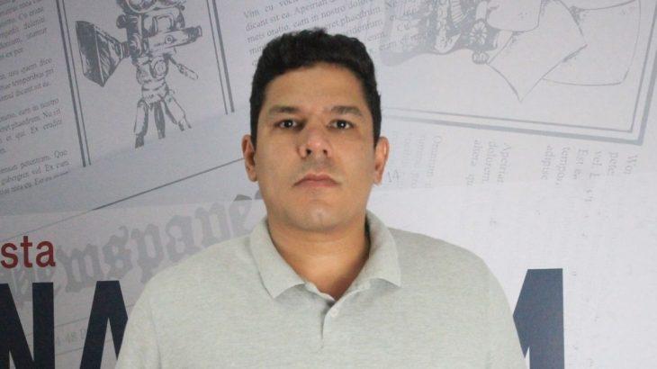 Candidato pelo PTB, Rodrigo Ramos acredita que pode fazer a diferença por ter vivência política com as muitas faces de Manaus (REVISTA CENARIUM/Arlesson Sicsú)