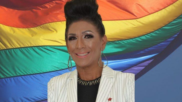 """Candidata citou ainda criação de um """"balcão de empregos LGBTQ+"""", e falou da atual gestão que, segunda ela,"""