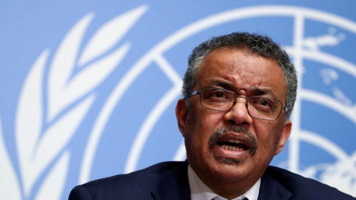 Afirmação foi feita pelo diretor-geral da organização, Tedros Adhanom (REUTERS/Denis Balibouse/Direitos Reservados)