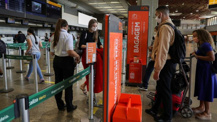 De acordo com o governo federal, o sistema nacional unificado pode tornar o embarque mais eficiente (REUTERS/Amanda Perobelli)