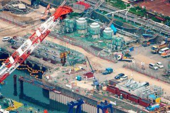 Alternativas foram apresentadas para descartar água de Fukushima (Reuters/ Reprodução)