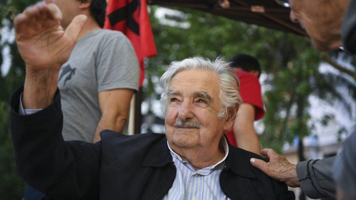 Mujica foi eleito presidente pela Frente Ampla em 2009, depois de ter sido deputado, senador e ministro, e governou entre 2010 e 2015 (Reprodução/ Internet)