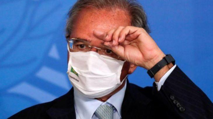 o ministro da Economia Paulo Guedes (Reprodução/Internet)
