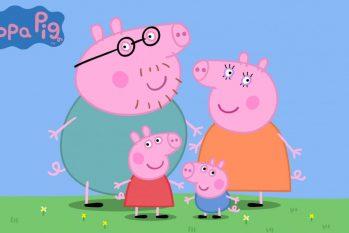 Família Pig se torna guia de turismo e dá dicas de viagem com crianças no Reino Unido (Reprodução / Internet)