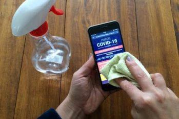 Celular e dinheiro podem reter vírus por até 28 dias (Foto: divulgação)