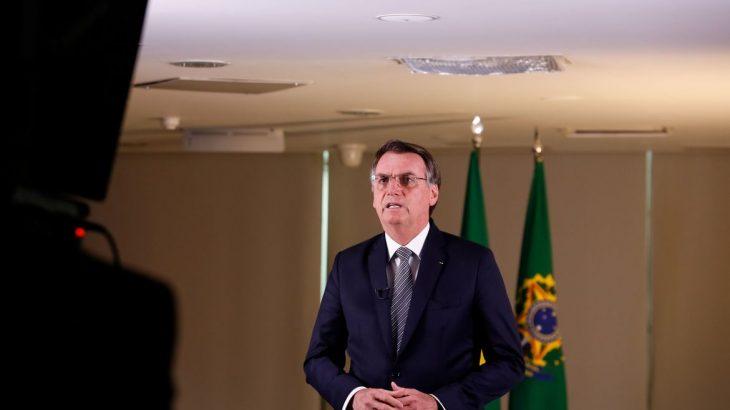 Presidente destacou que a população da região amazônica precisa ser incluída nas cadeias de produção do País (Carolina Antunes/PR)