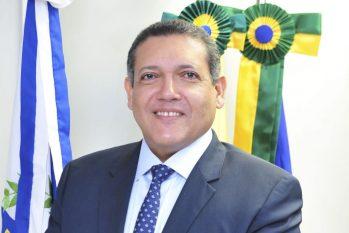 O ministro ocupa a vaga de Celso de Mello (Foto: Samuel Figueira/Agência Brasil)