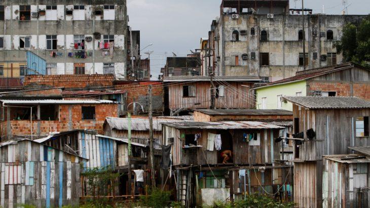 A desigualdade derruba o IDH do Brasil, de 0,765 para 0,570. O Brasil é bem mais desigual do que outros países (Ricardo Oliveira/ Revista Cenarium)