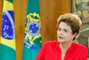 Bolsonaro citou também os ex-maridos de Dilma, ambos alvos de críticas irônicas (Roberto Stuckert)