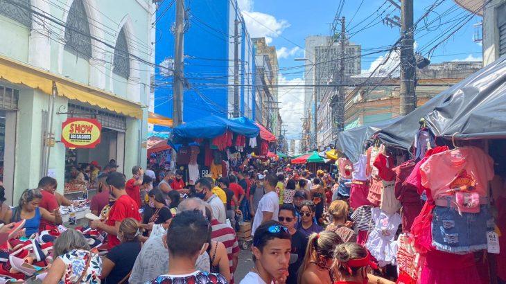 Na Colômbia, espera-se aumentos ainda mais acentuados nos casos de Covid-19 após uma semana de protestos (Gabriel Abreu/ Revista Cenarium)