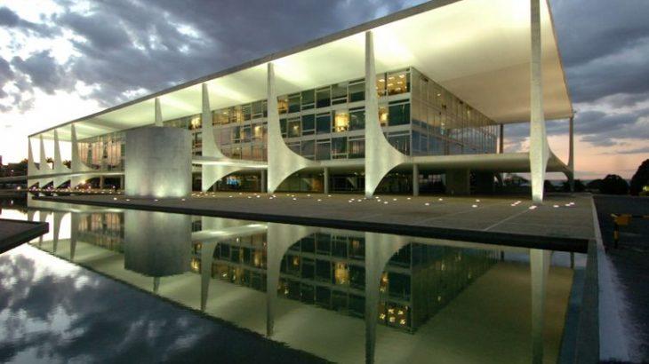 Sede do Palácio do Planalto, em Brasília (Agência Brasil/ Divulgação)