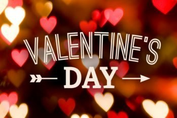 A festa do dia dos namorados é comemorada dia 14 de fevereiro na maioria dos países mundo afora. (Reprodução/Internet)