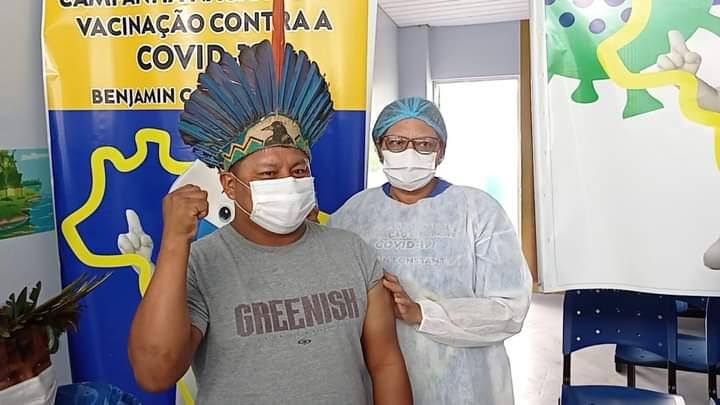 Resistência da população indígena em aceitar a vacinação preocupa equipes de Saúde (Divulgação)