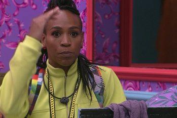 Artista tem sido fortemente criticada nas redes sociais pela postura explosiva no reality show (Reprodução/Globo)