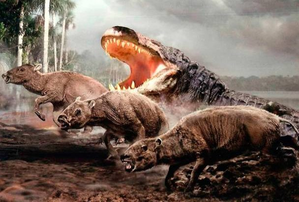 The species was up to 12.5 meters long and weighed 8.4 tons (Reproduction / Internet)
