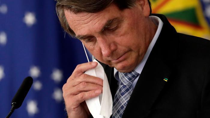 A maior rejeição de Jair Bolsonaro está entre os eleitores da população negra (Reprodução/ Eraldo Peres)