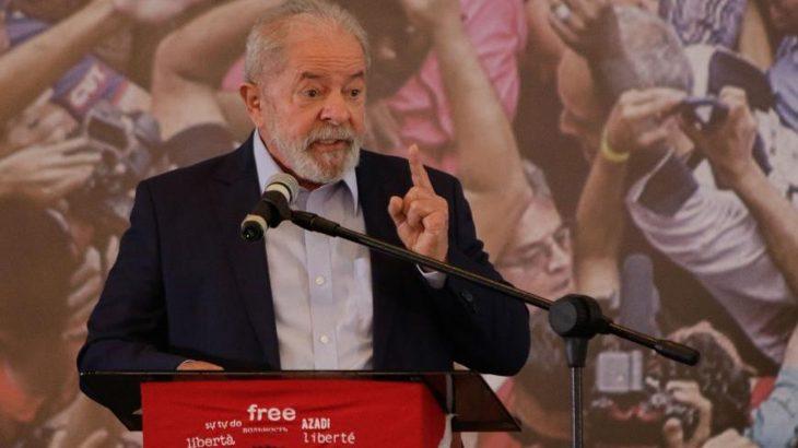 Former president made the statement in an interview with CNN Internacional (Photo: Vinícius Nunes / Estadão Content)