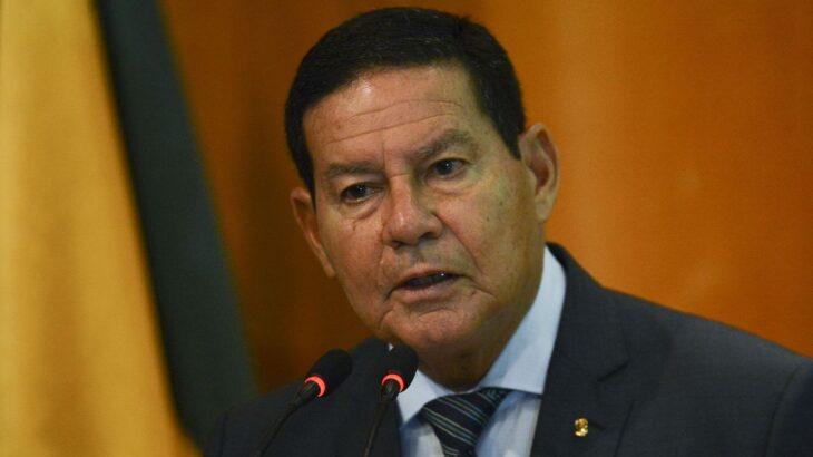 Vice-presidente do Brasil, Hamilton Mourão (Marcelo Camargo/Agência Brasil)