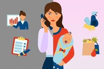 Na América Latina o número de mulheres fora do mercado de trabalho saltou de 66 milhões para 83 milhões com a pandemia (Guilherme Oliveira/Revista Cenarium)