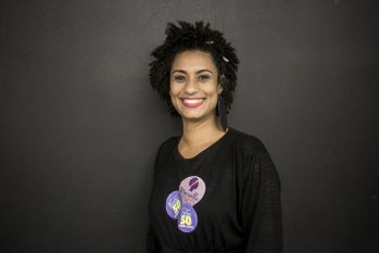 A vereadora Marielle Franco foi assassinada em 14 de março, no centro do Rio de Janeiro (Foto: Renan Olaz/CMRJ)
