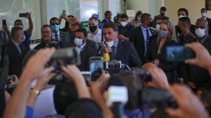Segundo índice da ONG Repórteres sem Fronteiras, país passou a ter 'situação difícil' para jornalistas (MoniaCris/ Folhapres)