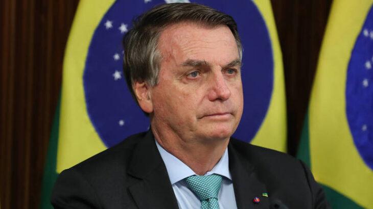 Segundo ele, as medidas de isolamento social estariam descumprindo a Constituição (Reprodução/Presidência da República)