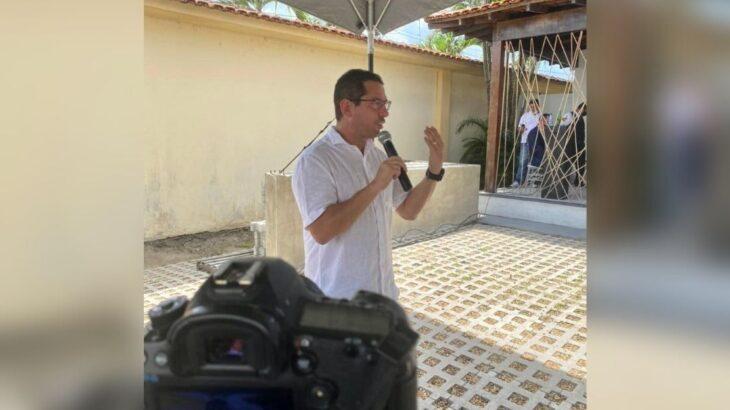 Reunião concentrou lideranças em Manaus e foi fato político marcante no final de semana. (Reprodução/Assessoria)