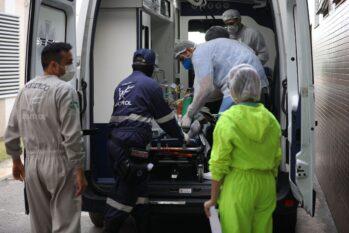 Especialistas recomendam que a vacinação no Estado deve acelerar (Lucas Silva/Secom)