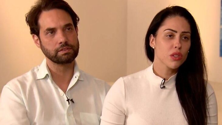 O casal está em prisão temporária - por 30 dias - acusado de matar a criança de 4 anos (Reprodução/Internet)