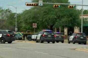 Três pessoas morreram em um bar em Wisconsin e outras 3 foram mortas perto de um prédio comercial na capital do Texas (Reprodução/NBC)