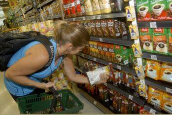 Inflação de setembro puxa para cima preços de produtos como os alimentos. (Reprodução/ Internet)