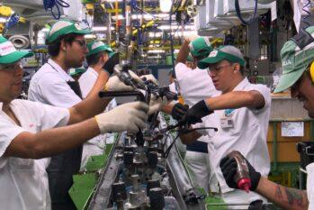 De acordo com o presidente da Abraciclo, Marcos Fermanian, a perspectiva é boa e a associação espera que, aos poucos, a relação entre oferta e demanda volte a ser equilibrada (Moto Honda da Amazônia/Divulgação)