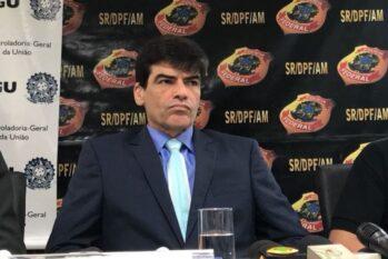 Alexandre Saraiva apresentou queixa-crime contra o ministro do Meio Ambiente nesta quinta-feira, 15.(Divulgação)