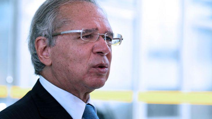 De acordo com o ministro, a proposta do Ministério da Economia é, por meio da parceria com empresas interessadas, pagar R$ 600 aos beneficiários do programa  (Edu Andrade/Ascom)