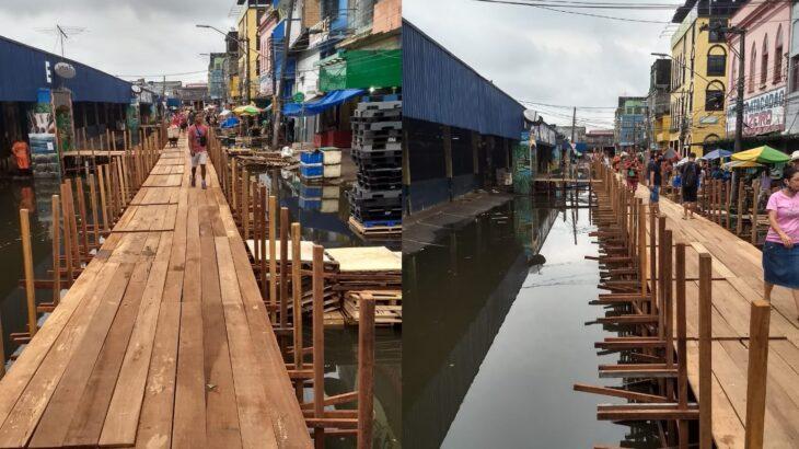 O objetivo da doação é auxiliar na construção de pontes e barragens, bem como de ajudar famílias atingidas pela cheia dos rios amazônicos (Divulgação/PF)