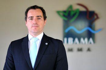 Eduardo Bim foi afastado do cargo de presidente do Ibama. (Divulgação/Ibama)