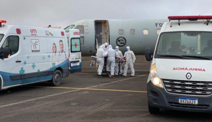 Pesquisa foi feita por cientistas do CADDE com amostras de doadores de sangue submetidas a testes capazes de detectar anticorpos contra o novo Coronavírus após o colapso do sistema de saúde de Manaus (Força Aérea Brasileira/Divulgação)