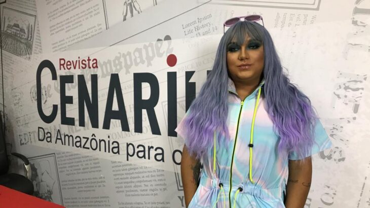 Aurora abordou vários temas relevantes para arte local e comunidade LGBTQIA+(Samuelknf/Revista Cenarium)