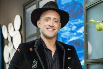 O humorista, de 42 anos, está internado num hospital da Zona Sul do Rio desde o dia 13 de março em decorrência de complicações de Covid-19 (João Miguel Júnior/TV Globo)